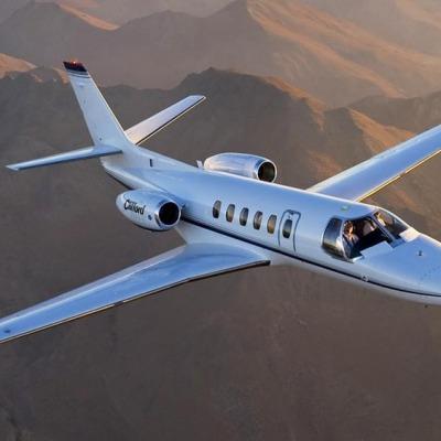 Cessna C550 Citation Bravo
