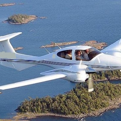 DA42 Diamond Twin Star