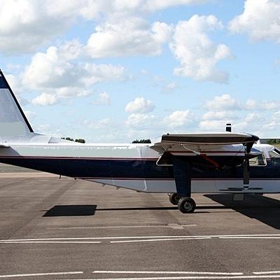 BN-2T Turbine Islander
