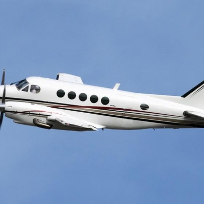 Beech BE100 King Air