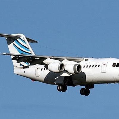 BA146-100/Avro RJ70