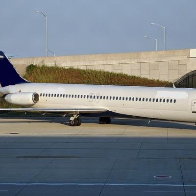 McDonnell Douglas DC9-50