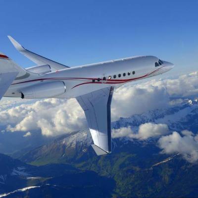 Falcon 2000LXS