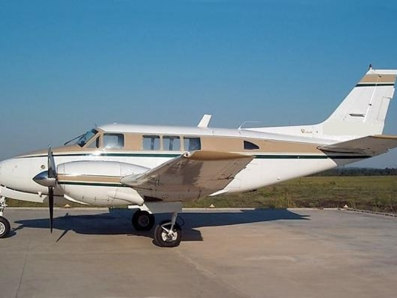 Beech Queen Air B80