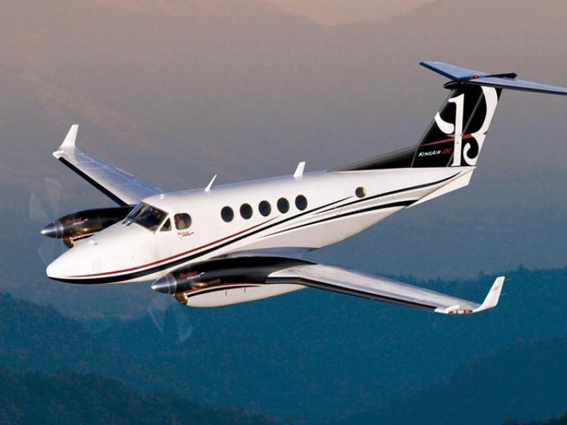 Beech BE200 Super King Air