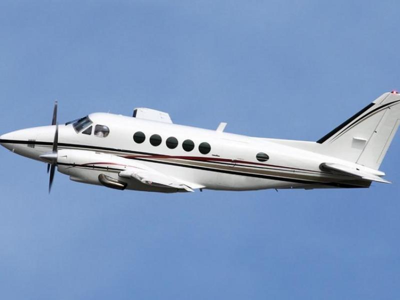 Beech BE100 King Air