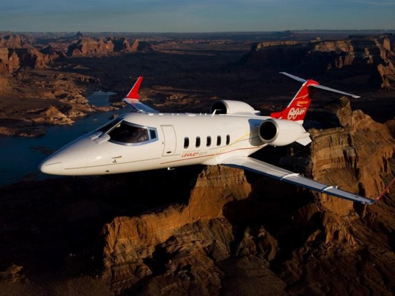 Learjet 60/60 XR