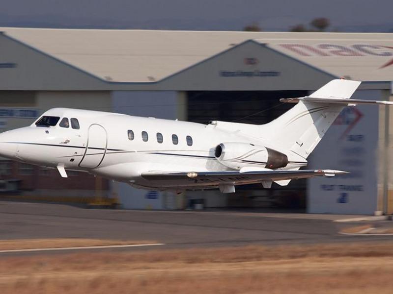 BAe125-400