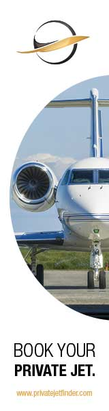 private jet finder