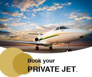 private jet finder